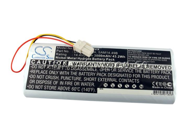 Samsung Batteri till Samsung VC-RA84V mfl